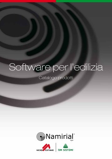 Software per l'edilizia - Microsoftware