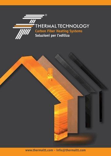 Carbon Fiber Heating Systems Soluzioni per l'ediliza