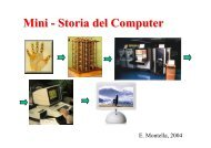 Mini - Storia del Computer