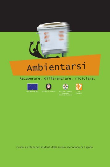 Ambientarsi - Superiori - Regione Calabria