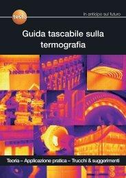 Guida tascabile sulla termografia - Cis-Italy