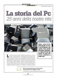 La storia del Pc: 25 anni della nostra vita - PC Professionale