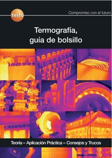 Termografía, guía de bolsillo - TestoSites