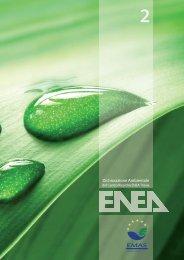 Dichiarazione Ambientale del Centro ENEA di Trisaia.