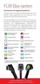 FLIR Ebx-serien - FLIR media FLIR media - Page 2