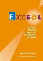 manual tecnico equipos solares compactos de circuito cerrado