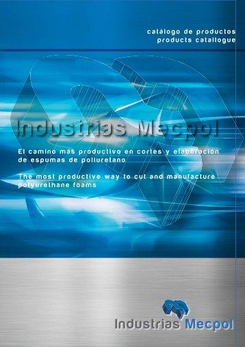 descargar el catálogo completo - industrias mecpol