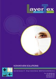 NONWOVEN SOLUTIONS - Layertex