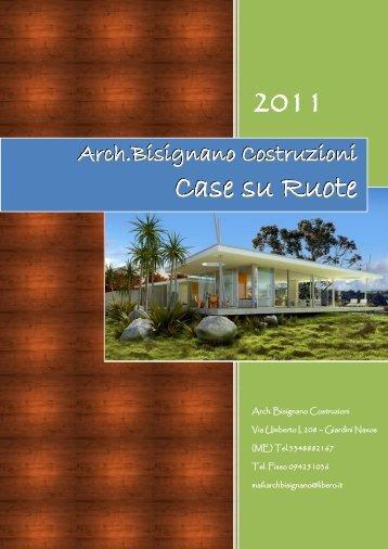 catalogo di case mobili - Bisignano Case