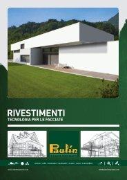 i rivestimenti (pdf) - Colorificio PAULIN