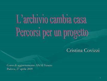 Cristina Covizzi l'Archivio cambia casa percorsi per un progetto.pdf