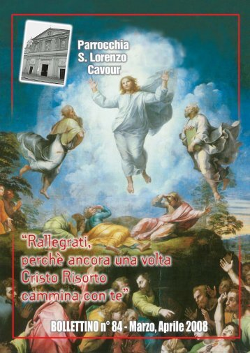 Bollettino Parrocchiale n. 84 - Cavour