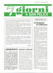 di collaborare - Quartiere San Felice