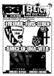 Stampa di fax a pagina intera - Forever Ultras 1974