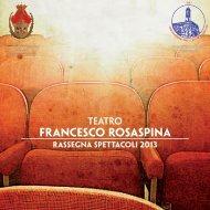 Rassegna 2013 - Comune di Montescudo