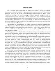 Autobiografia di Suor Maria Teresa Lega - Suore Sacra Famiglia