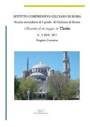 viaggio .pub (Sola lettura) - istituto comprensivo giuliano di roma