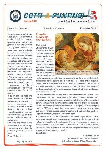 pubblicazione di dicembre 2011 - Massimo Alberini