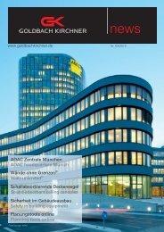 Akustik - Goldbach Kirchner raumconcepte GmbH