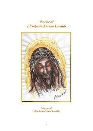 Poesie romantiche di Elisabetta Errani Emaldi - Estro-Verso