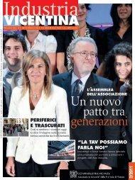 Industria Vicentina 2-2011.pdf - Associazione Industriali della ...