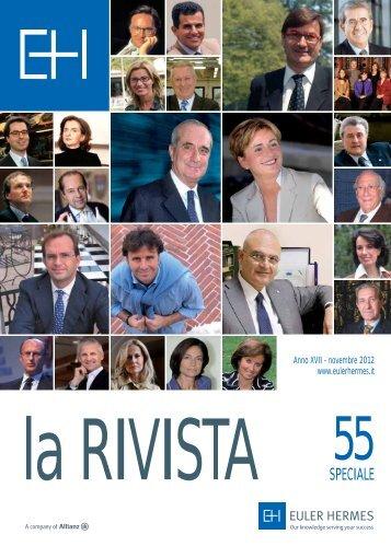 La Rivista Euler Hermes Italia n°55