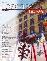 Voglia di pace L'otto marzo in Toscana Rossi: il ... - Cgil Toscana