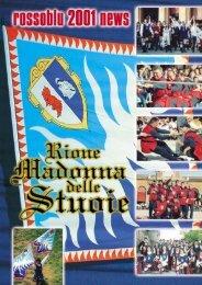 festa del rione - Rione Madonna delle stuoie