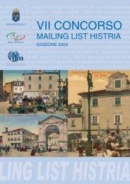 Leggi pubblicazione on line - Arcipelago Adriatico