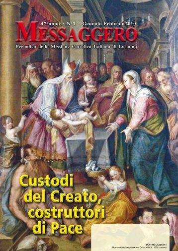 01 • 2010 - Missioni cattoliche di lingua italiana