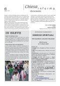 l'arrivo - Arcidiocesi di Benevento - Page 6