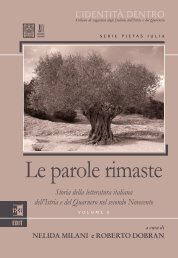 Volume II - Le parole rimaste - Roberto Dobran