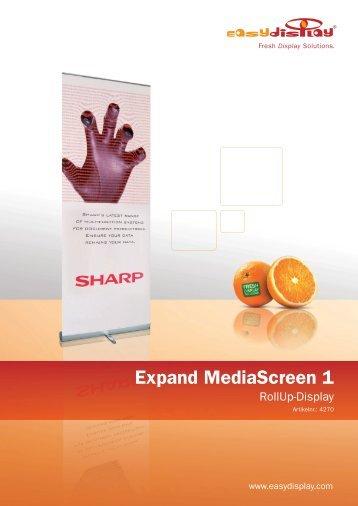 Expand Mediascreen 1 - Easydisplay.com