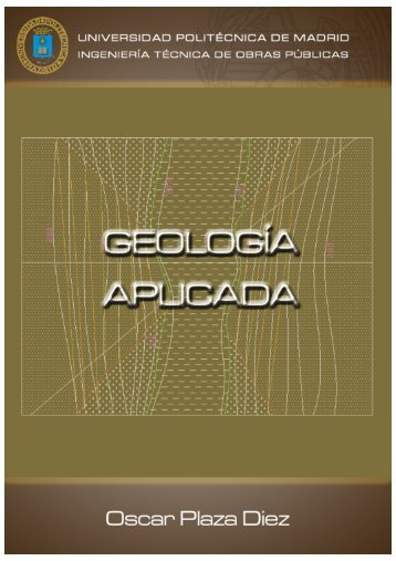 Geologia aplicada a la Ing. Civil