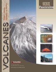 Fascículo, Volcanes peligro y riesgo volcánico en México ... - UNAM