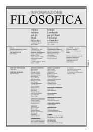 Anno Numero 1991 3 - Studi Filosofici