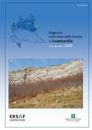 I boschi della Lombardia - Politiche giovanili - Regione Lombardia