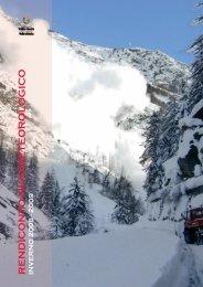 Inverno 2008-2009 - Regione Autonoma Valle d'Aosta