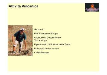 Lezione2 - Università Gabriele d'Annunzio