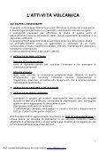 L'attività vulcanica - Italiano per lo studio - Page 2