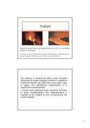 I vulcani (pdf)