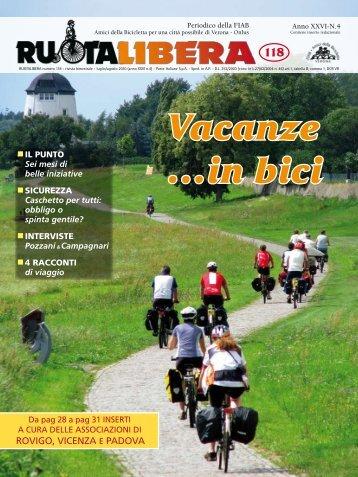 numero 118 - Amici della Bicicletta di Verona