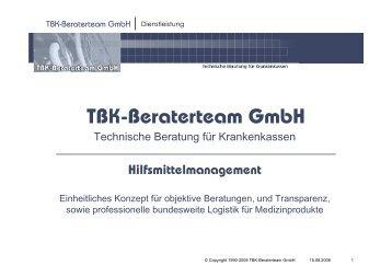 TBK-Beraterteam GmbH