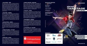 hier herunterladen - Tanztage.com