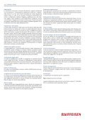 Panorama dati e tariffe 2013 - Raiffeisen - Page 5