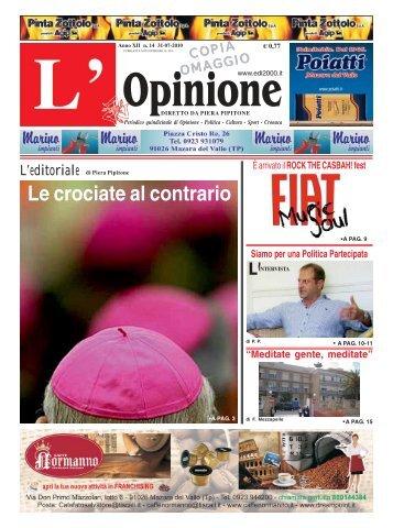 Anno n°14 31-07-2010 - teleIBS