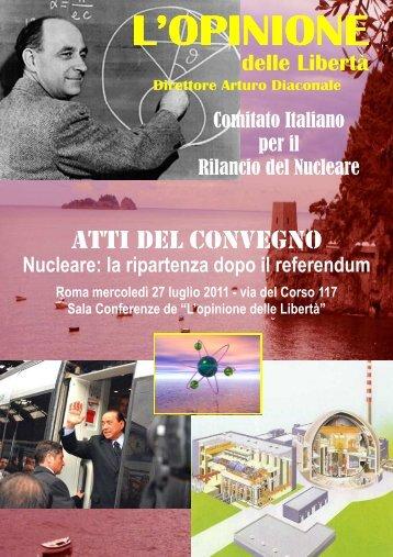 Impaginato Atti.pub - Archivio Nucleare