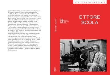 ETTORE SCOLA - Mostra internazionale del nuovo cinema