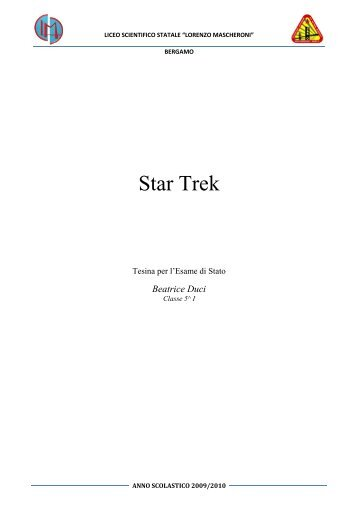 Star Trek - Sito della USS Seleya
