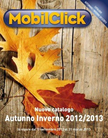Autunno Inverno 2012/2013 - MobilClick